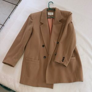 Lord & Taylor wool/ cashmere coat